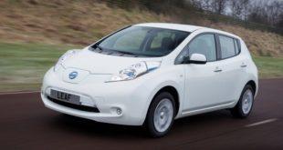 Nissan электромобиллари пиёдалар учун мусиқа ижро этади (видео)