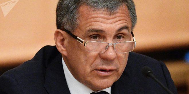 Минниханов: когда говорю на татарском, узбеки и казахи меня понимают