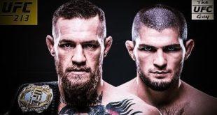 UFC tasdiqladi: Habib Nurmagomedov va Konor Makgregor urtasidagi jang 6 oktyabrda bulib utadi