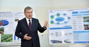 Фото: Ўзбекистон Президентининг матбуот хизмати