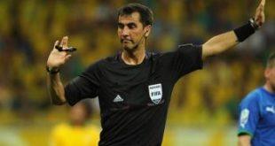 Равшан Ирматов рассудит матч Кубка Азии Иран – Ирак