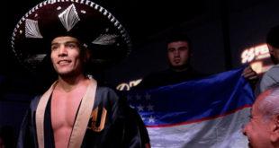 Муроджон Аҳмадалиев жаҳон чемпионлиги учун рингга чиқади