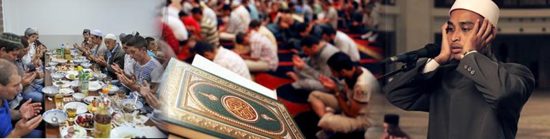 Ифтар азан в Рамадане