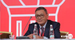Гофур Рахимов AIBA президенти сифатидаги ваколатларини бутунлай топширди