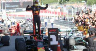 Австрияда ўтган «Формула-1» босқичи ғолиб маълум бўлди