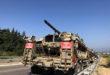 Турция перебрасывает бронетехнику на границу с Сирией