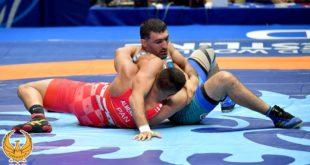 Рустам Ассакалов тўрт рақибни енгди ва Токио Олимпиадасига йўлланмани нақд қилди