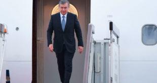 Шавкат Мирзиёев планирует посетить Азербайджан