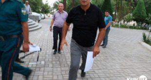 Замхокима Алмазарского района уволен