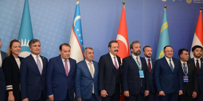 Turkiy tilli davlatlar savdo-sanoat rahbarlari Toshkentda uchrashdi