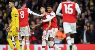 Evropa Ligasi. «Arsenal» yana yirik hisobda galaba qozondi, «Krasnodar» uz uyida maglub buldi