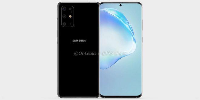 Galaxy S11 смартфонининг суратлари тақдимотидан 3 ой олдин пайдо бўлди