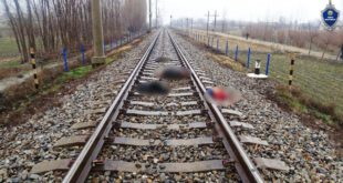 Пассажирский поезд насмерть сбил человека в Самаркандской области
