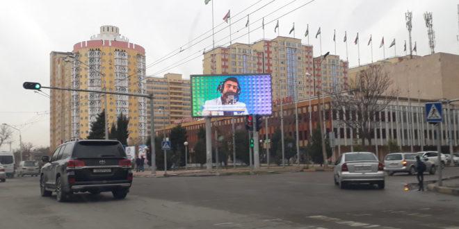 Цифровые экраны LED в Душанбе