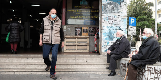 «Сирли душман кимнинг ичига яширинганини билмаймиз»: Италиядаги хаёт хакида хикоя