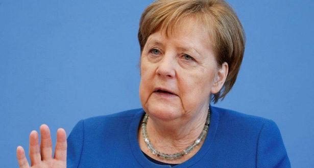 """""""Na vaksina, na dori bor"""": Merkel Germaniya hamon pandemiyaning boshida ekanini aytdi"""