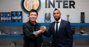«Inter» Vidal transferini elon qildi