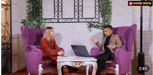 YOsh aktrisa Kamila Gimandinova taniqli aktyor va rejissyor Said Mukhtorov uni zurlamoqchi bulgani haqida suzlab berdi (video)